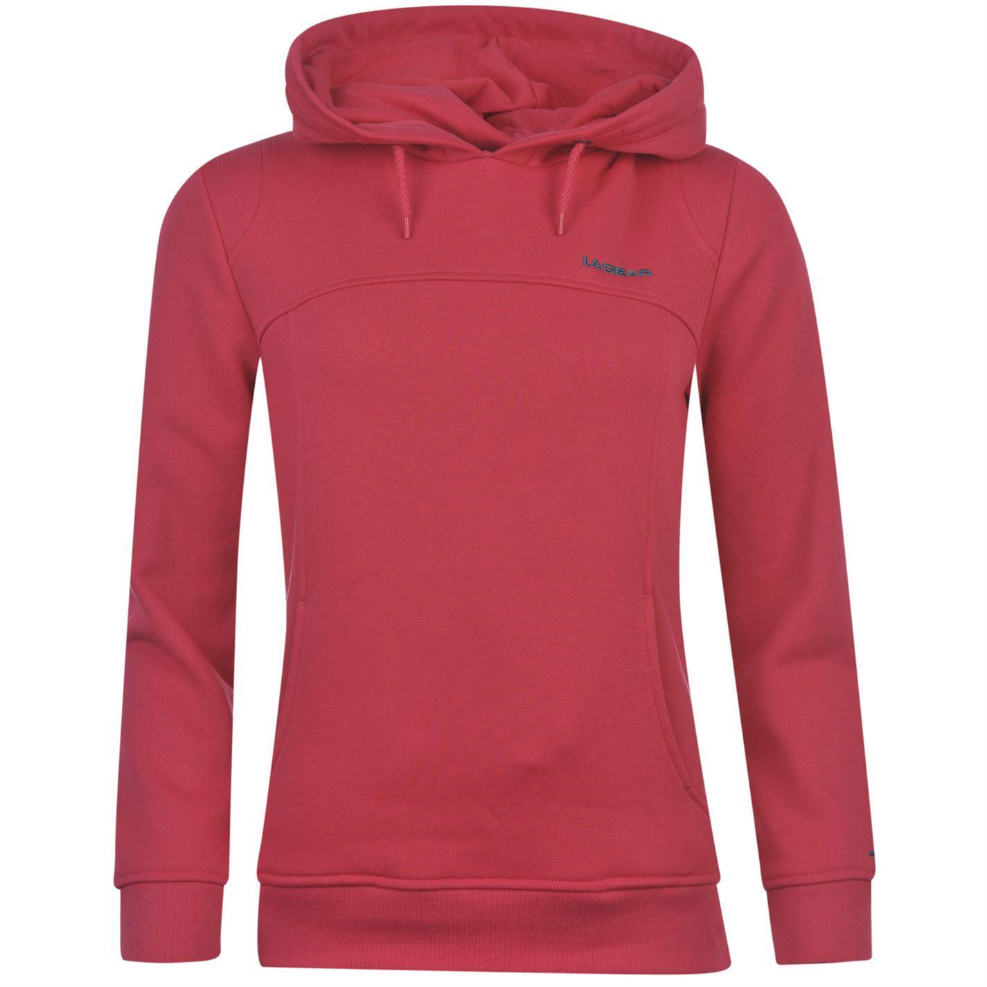 la gear womens oth hoody ladies long sleeve casual hoodie sweat top. Black Bedroom Furniture Sets. Home Design Ideas