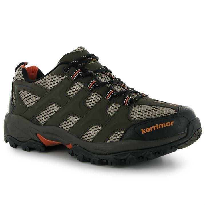 Karrimor Mens Surge Walking Hiking Shoes Trekking Trainers