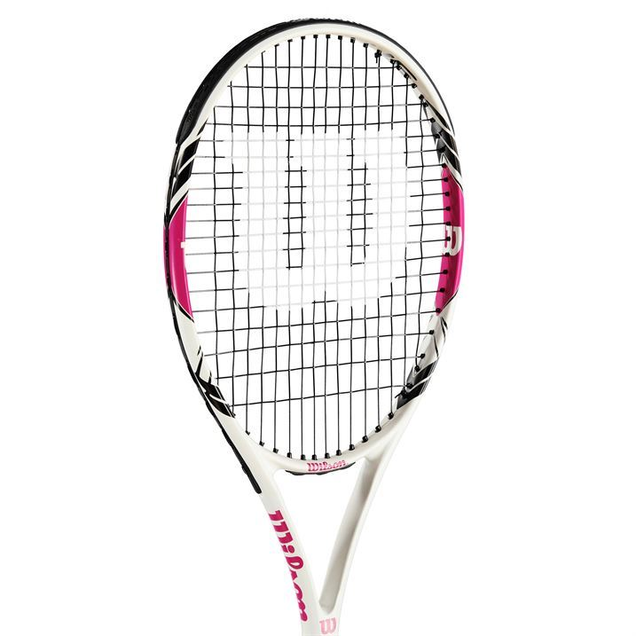 Wilson Intrigue Tennis Racket Sports Equipment Accessory