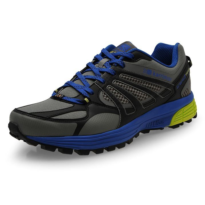 karrimor mens gents tempo 3 trail running sport shoes
