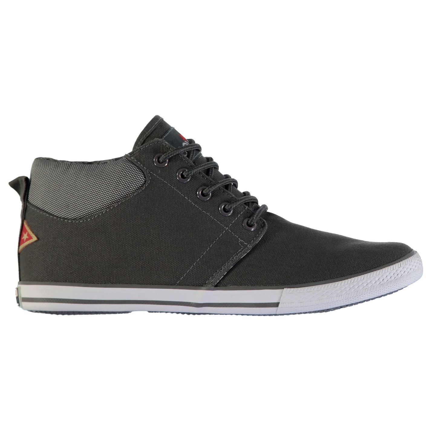 Sports Direct Mens Canvas Shoes