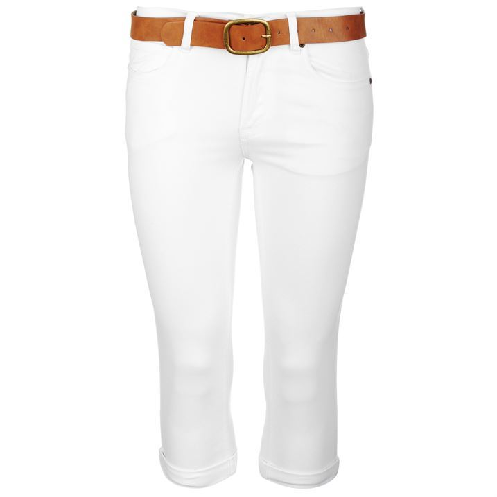 SoulCal Cropped Jeans Ladies Women