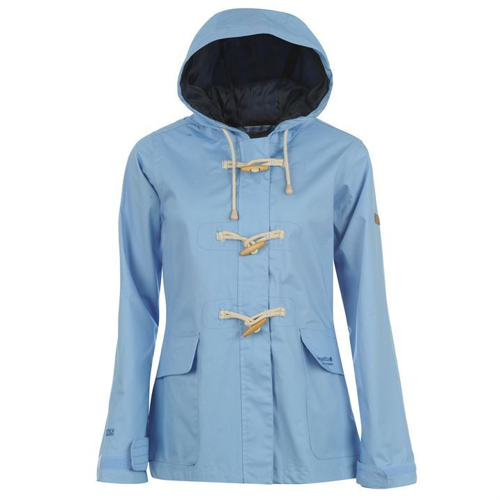 Regatta Womens Ladies Clothing Legacy Hooded Rain Jacket ...