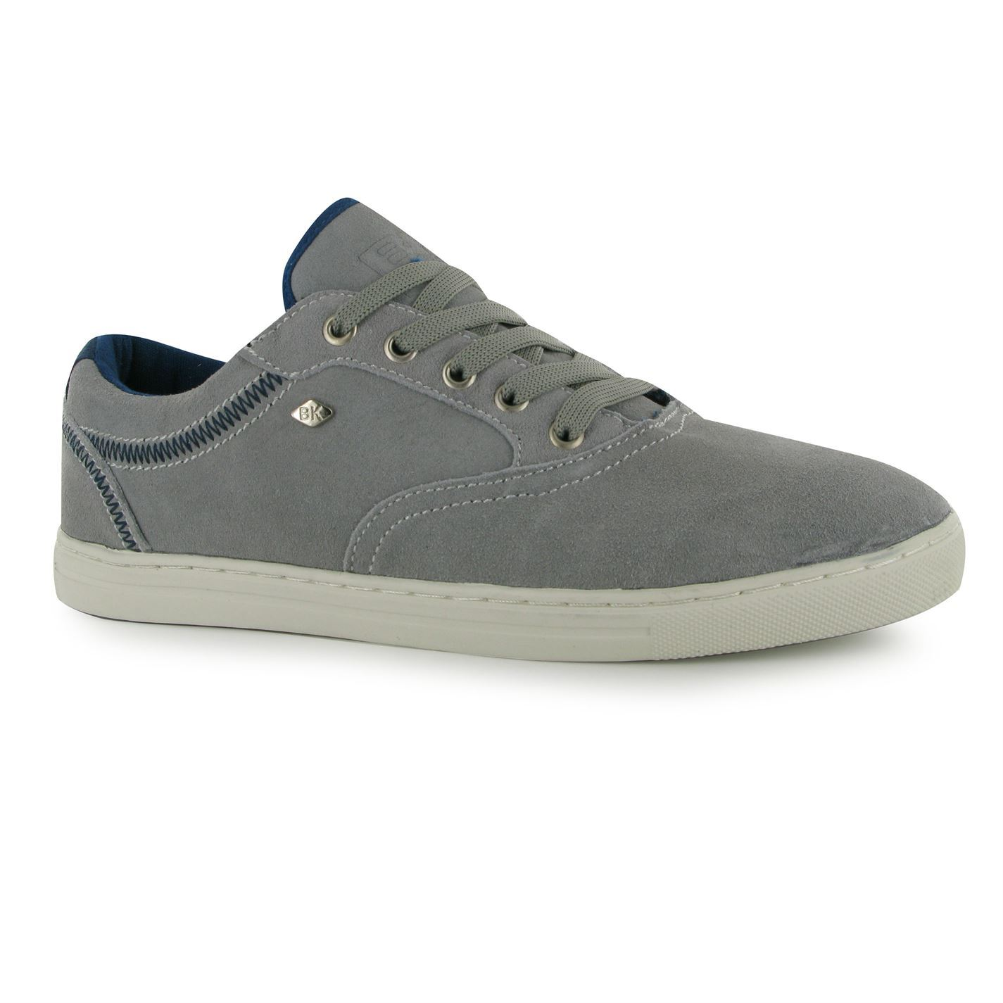 Skate shoes size 9 - British Knights Mens Ys Skate Shoes Lace Up Canvas Casual Footwear