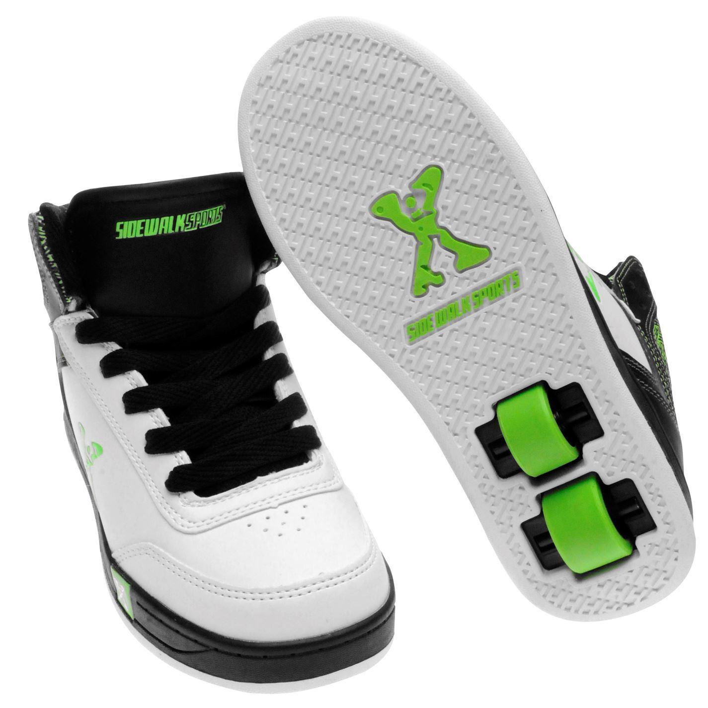 Roller shoes - Sidewalk Sport Kids Hi Top Boys Skate Lace