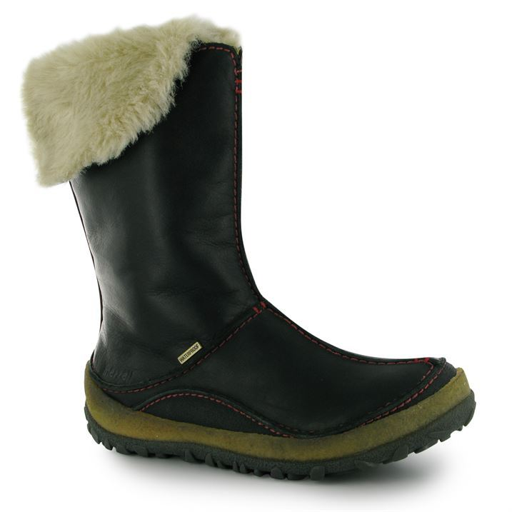 Innovative  Winter Snow Boot Grey  Winter Snow Boots  Footwear  Women  Outdoor