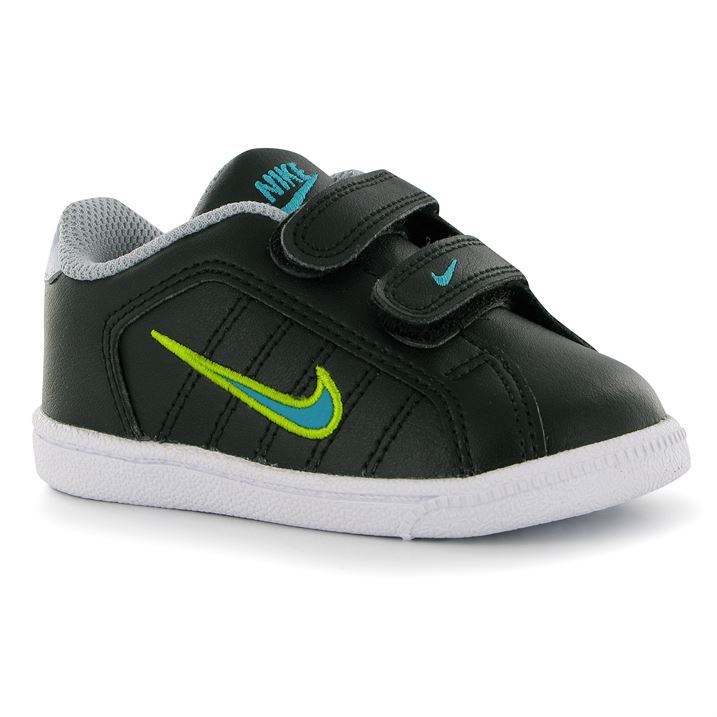 nike court traditional 2 infant trainers casual