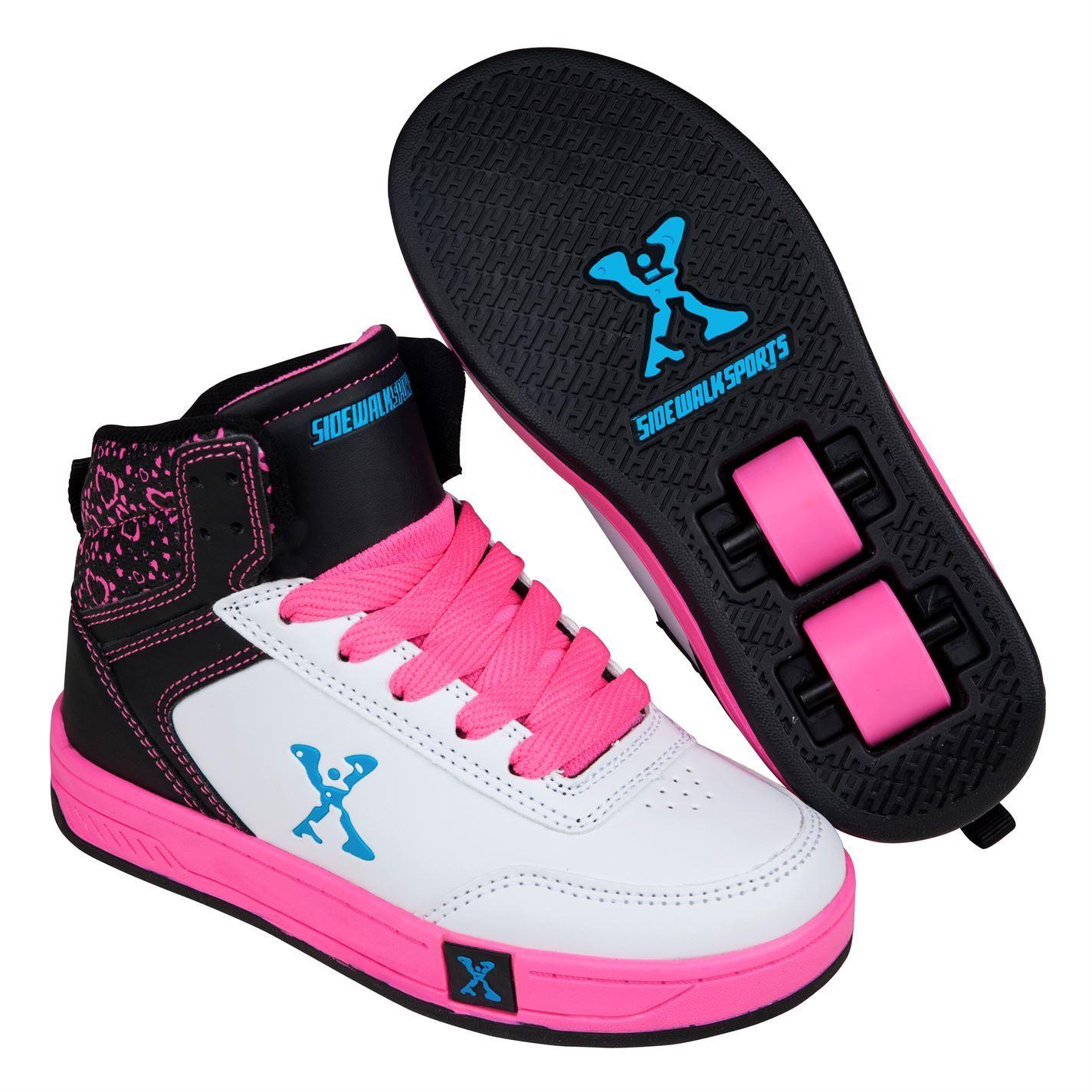 Roller shoes - Sidewalk Sport Kids Girls Hi Top Skate Lace