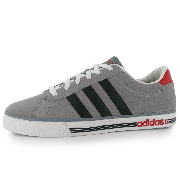 Adidas Neo Daily Team Leather Mens Trainers