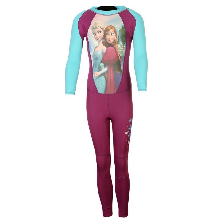 Character Kids Wetsuit Full Wetsuits Long Sleeve Scuba Diving Swimming Water Top Ebay