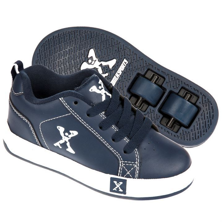 sidewalk sport roller skate shoes boys lace up