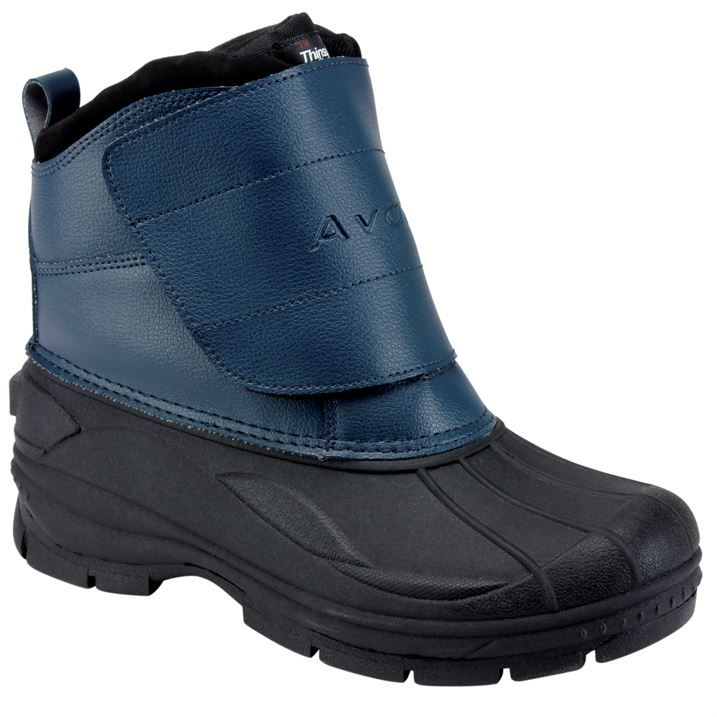 Avanti mens iso boots waterproof walking shoes fishing for Commercial fishing boots