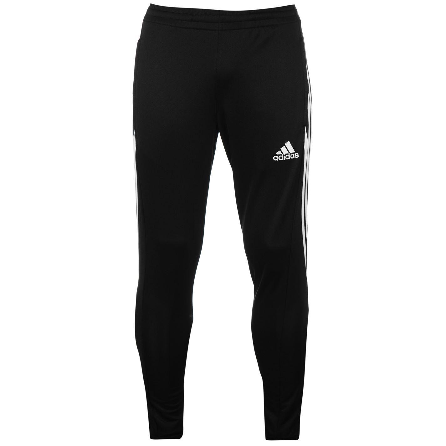 Adidas Mens 3s Sereno Joggers Elasticated Waist Training