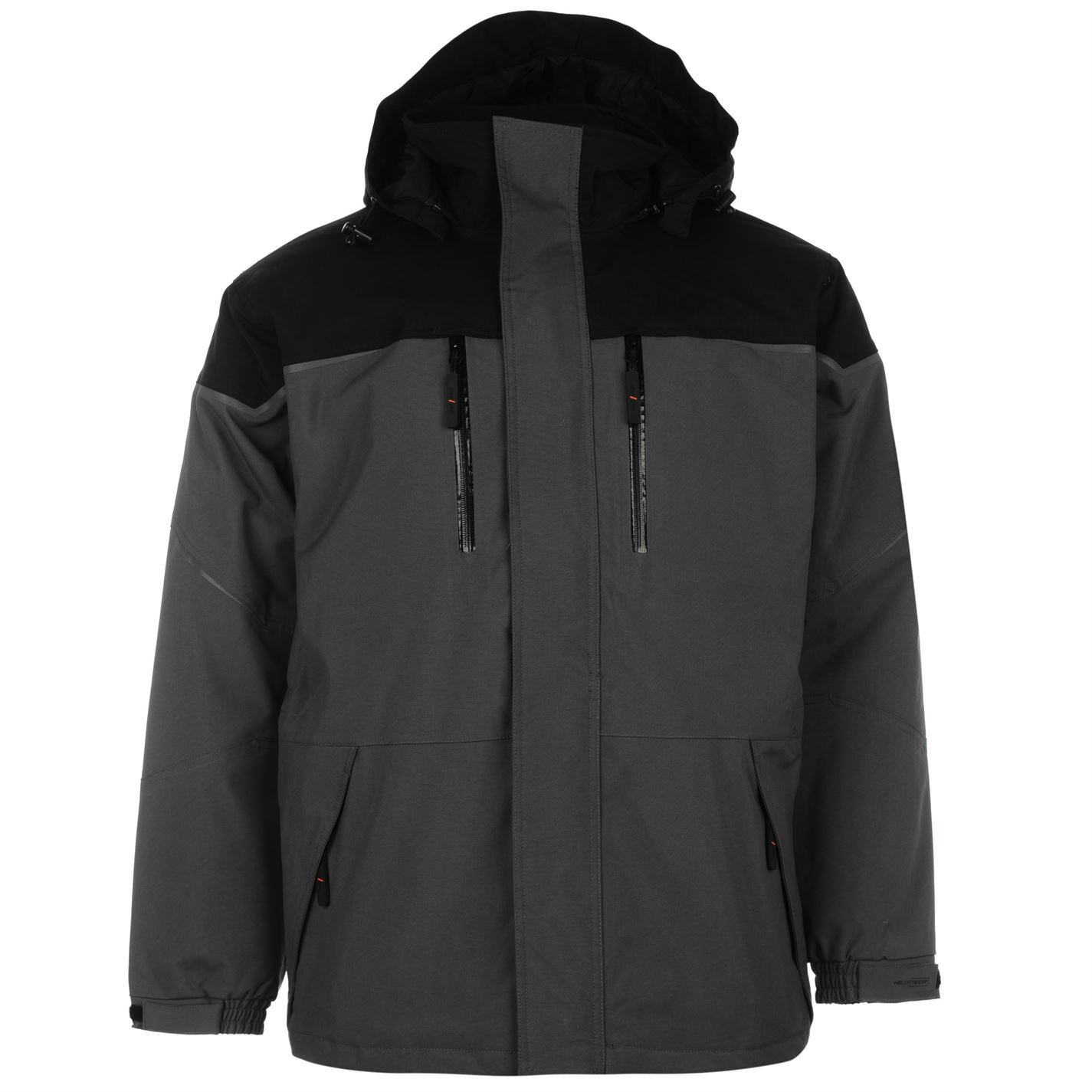 Helly Hansen Mens Kiruna Parka Coat Long Sleeve Waterproof ...