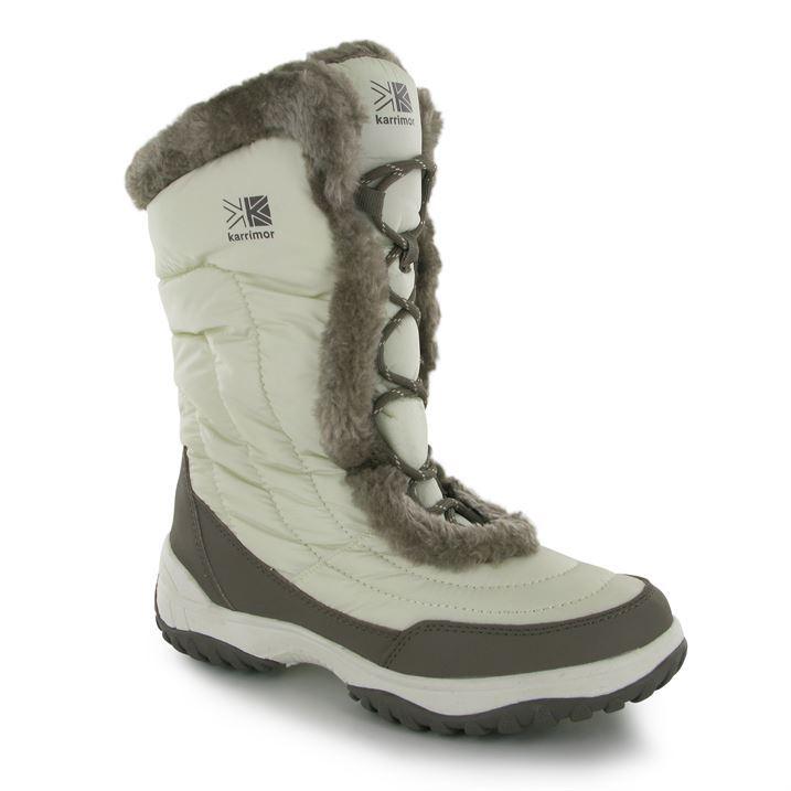 Karrimor Womens St Anton Bt Ld43 Snow Outdoor Walking Warm Winter Boots