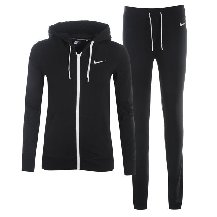 Brilliant  About Nike Womens Poly Warm Up Tracksuit Ladies Zip Top Pants Bottoms