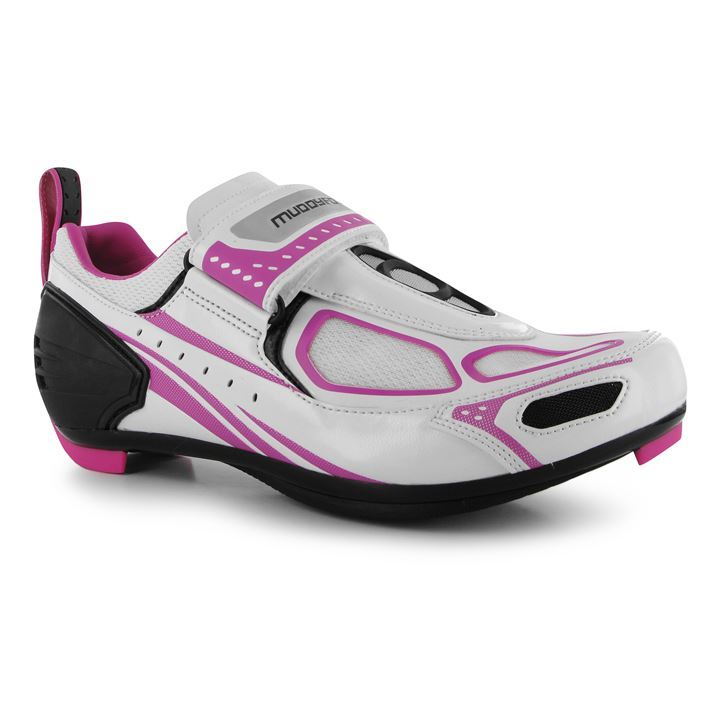 Womens Pink Cycle Shoes