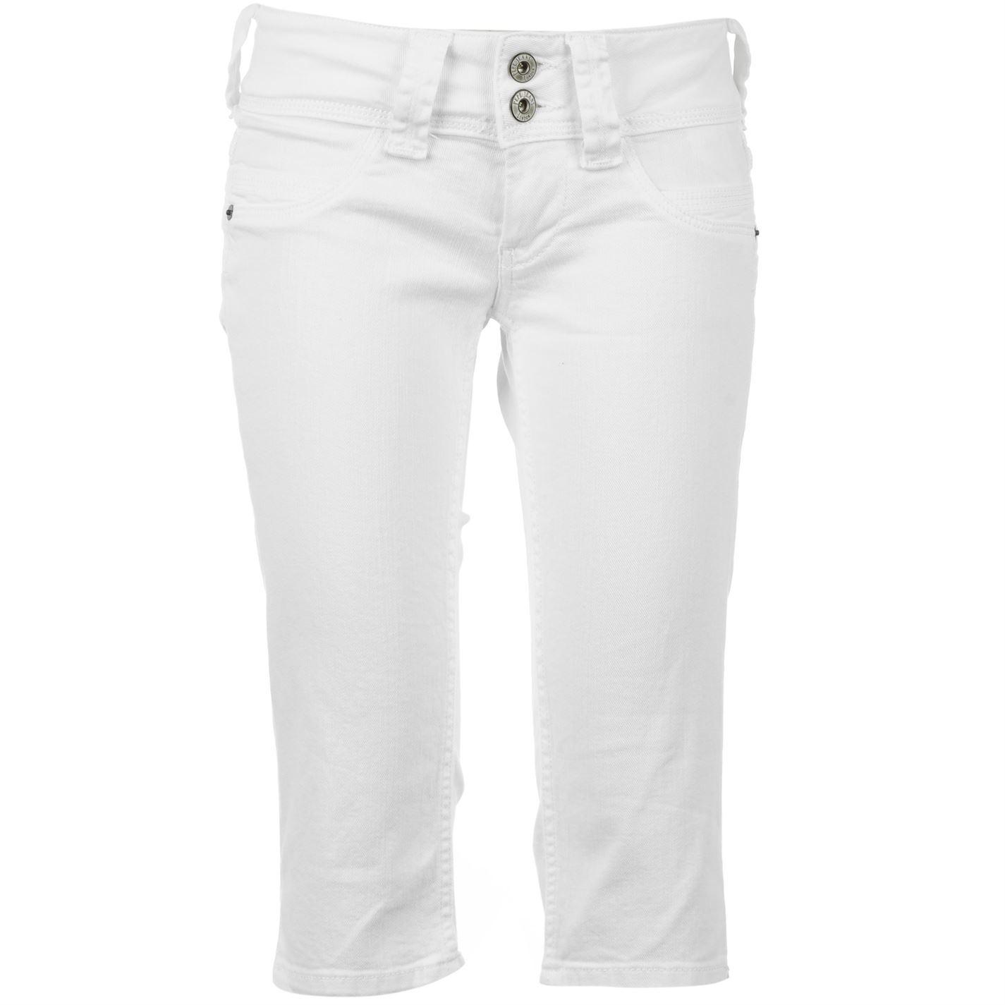 pepe jeans venus bermuda shorts casual bottoms ladies ebay. Black Bedroom Furniture Sets. Home Design Ideas