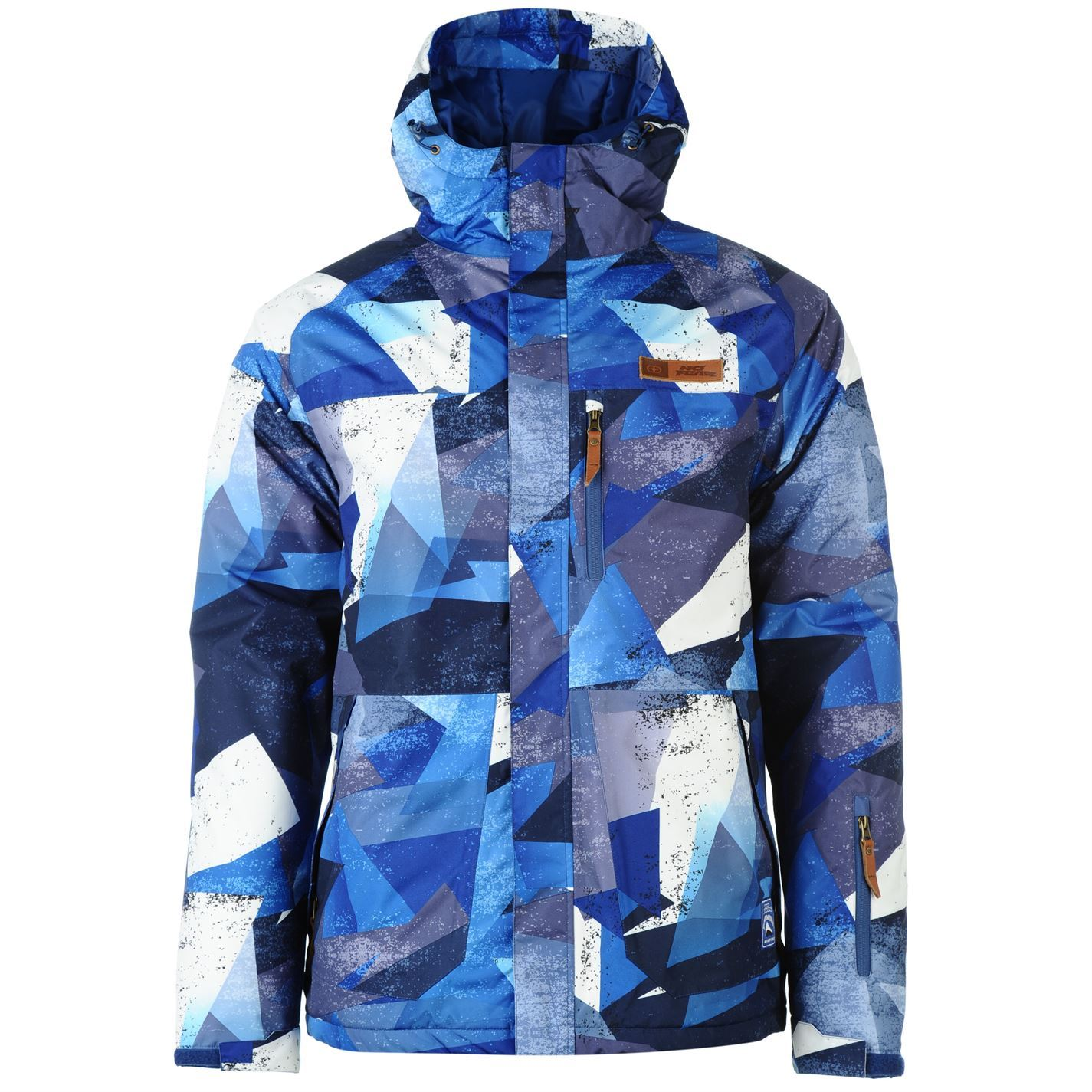 No Fear Mens Park Ski Snowboard Jackets Coat Top Long