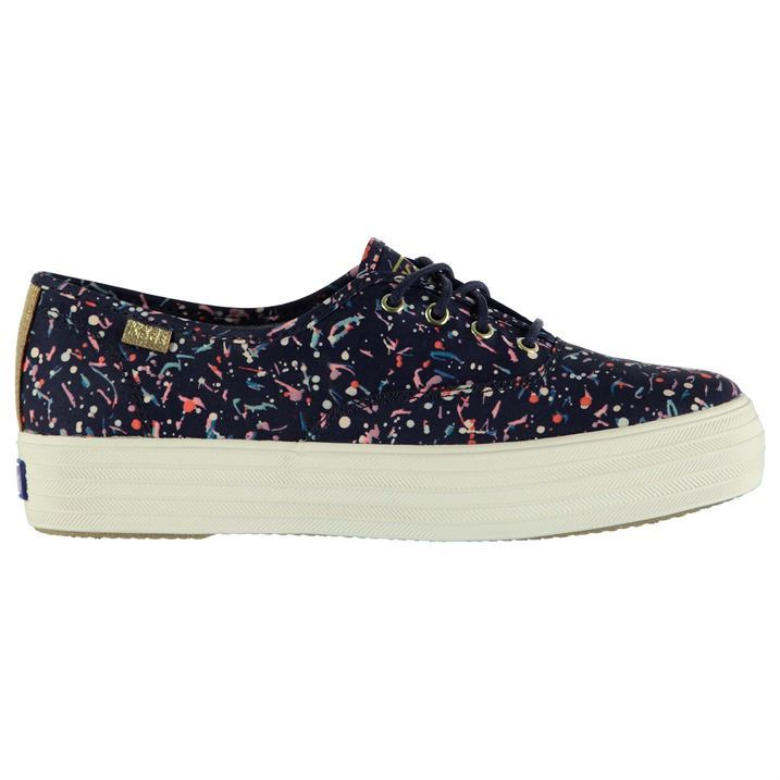 keds womens liberty canvas lo shoes lace up all
