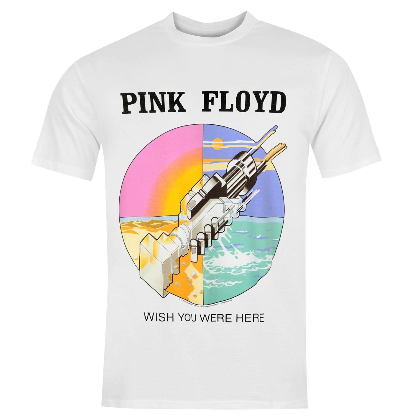 mens official pink floyd t shirt new ebay. Black Bedroom Furniture Sets. Home Design Ideas