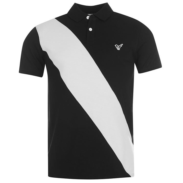NUFC-Newcastle-United-Mens-Jockey-Polo-Shirt-T-Shirt-Short-Sleeve-Top-Tee