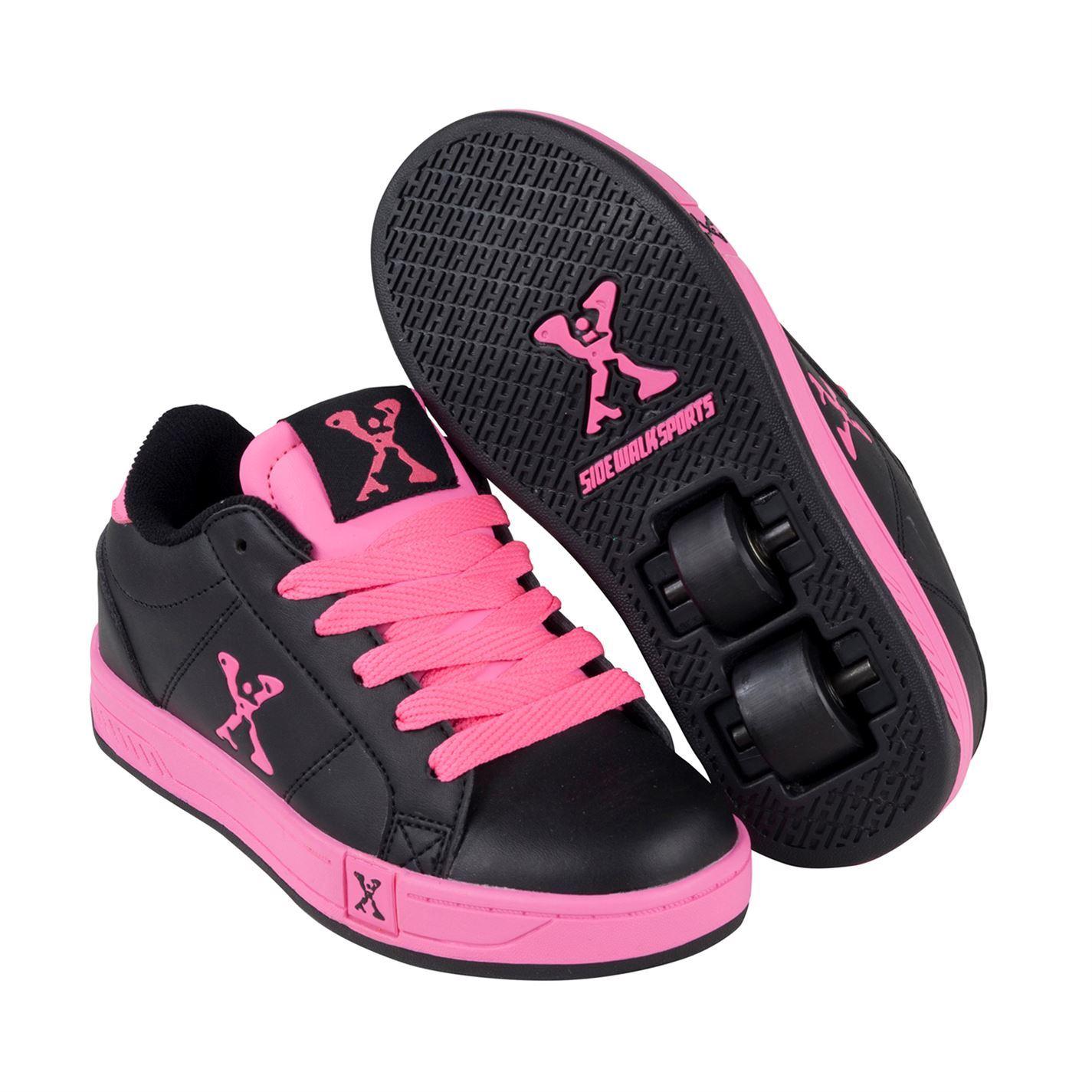 Buy roller shoes online australia - Sidewalk Sport Kids Lane Girls Lace Up Flat