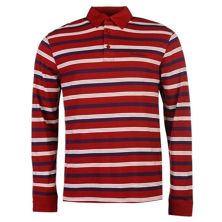 Striped Long Sleeve T Shirt Mens