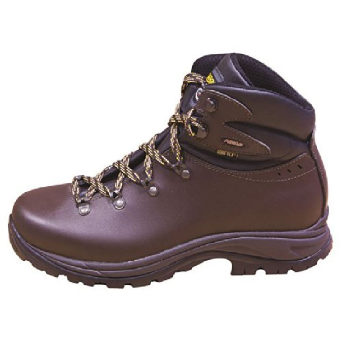 Asolo Mens Leather Gore Tex Walking Hiking Lace Up Boots Waterproof