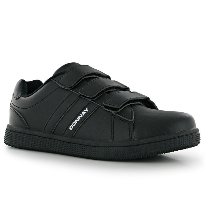 donnay mens gents velcro tennis sport shoes trainers