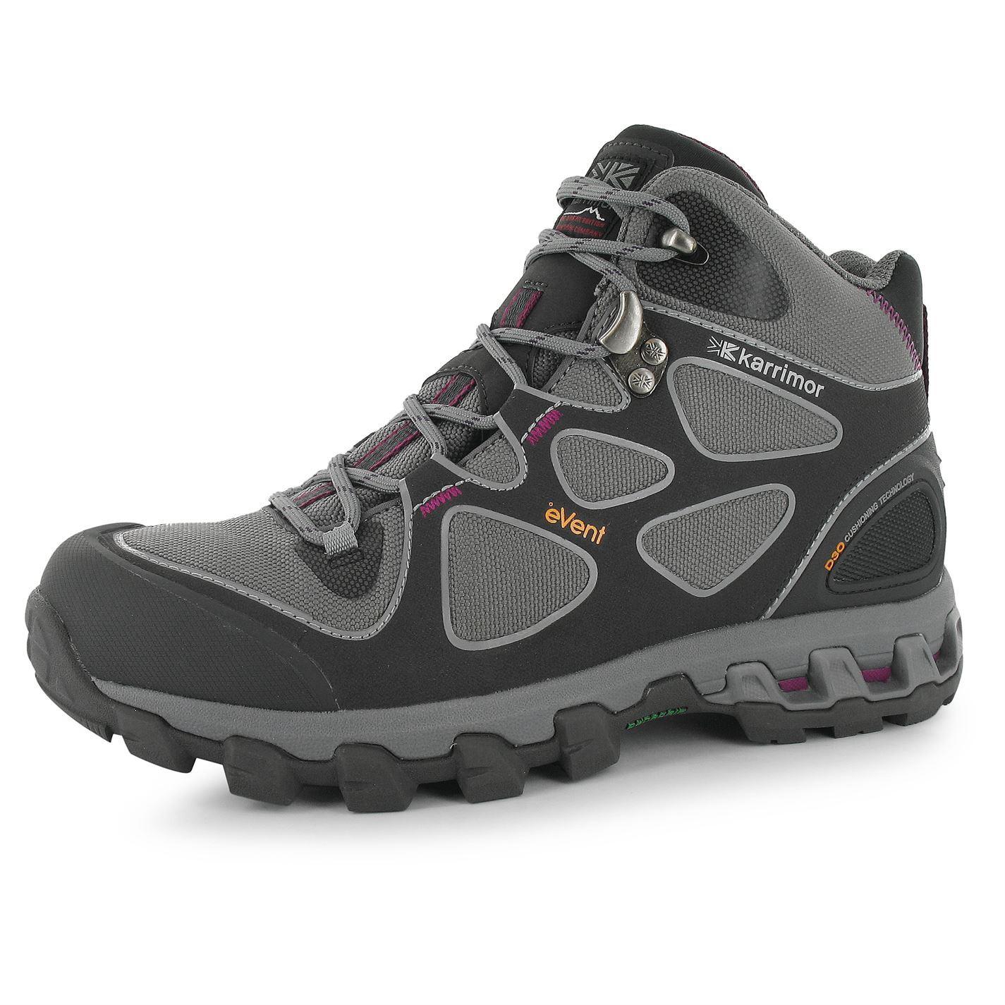 karrimor womens ksb walking hiking boots