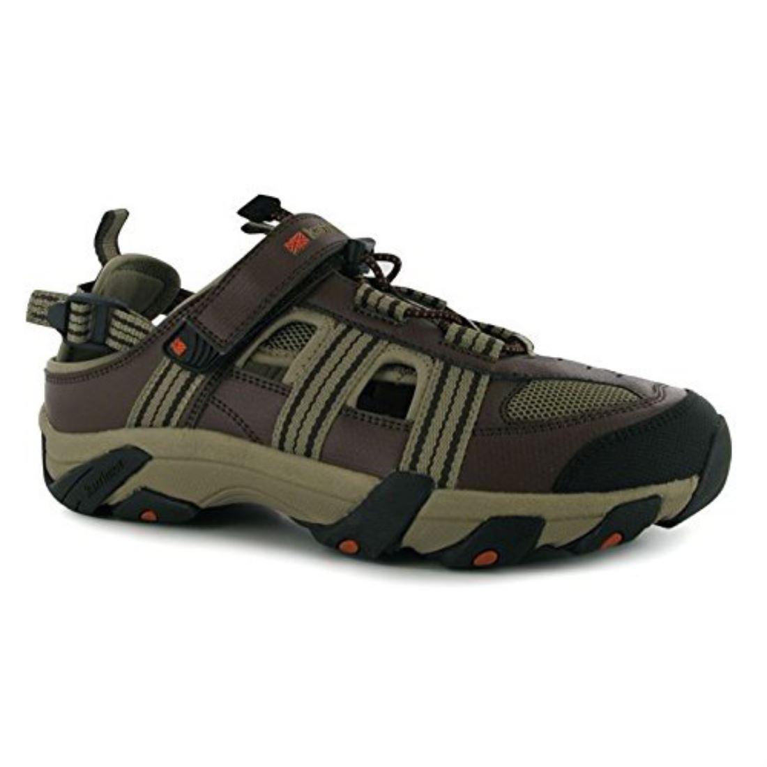 Sandals or shoes for hiking - Karrimor Mens K2 Sandals Walking Sport Hiking Trekking