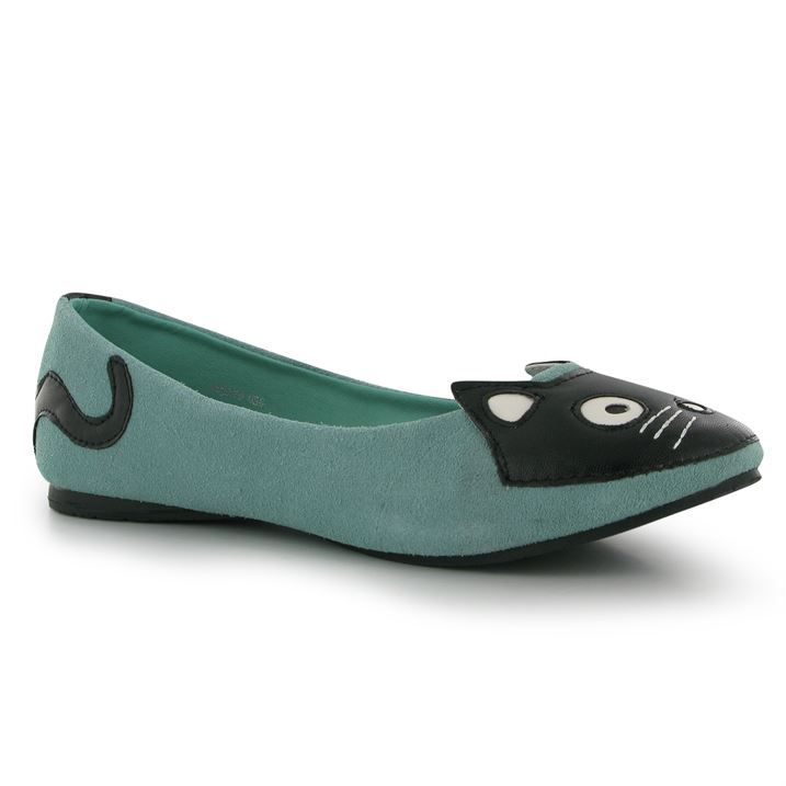 Puma Espera III Ballet Flats For Women If you want a sport shoe can show your female fascination, don't miss these Puma Espera III Ballet Flats For Women. The combination of black and pink.