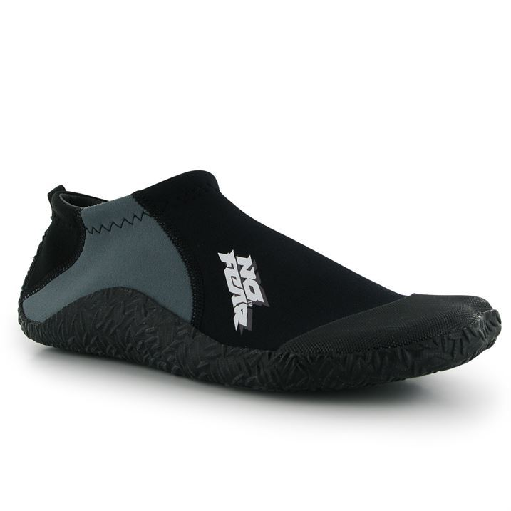 No Fear Mens Slip On Swimming Pool Shoes 2mm Wet Suit Neoprene Boots Booties New Ebay