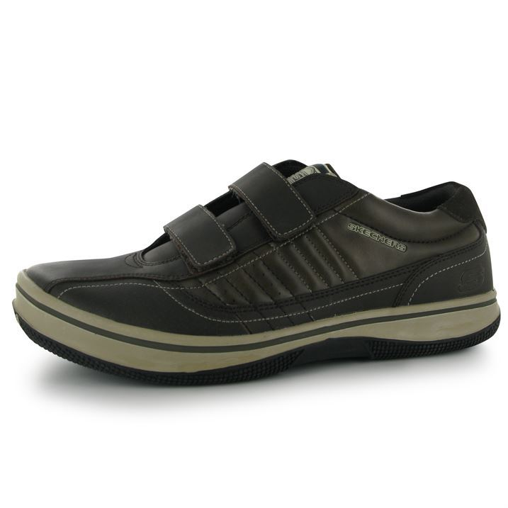 skechers mens gents piers sport v running trainers pumps