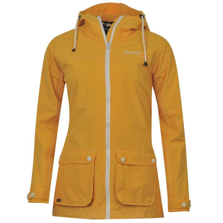 Regatta Womens Bayeux Waterproof Jacket Ladies Fully Lined Hooded ...