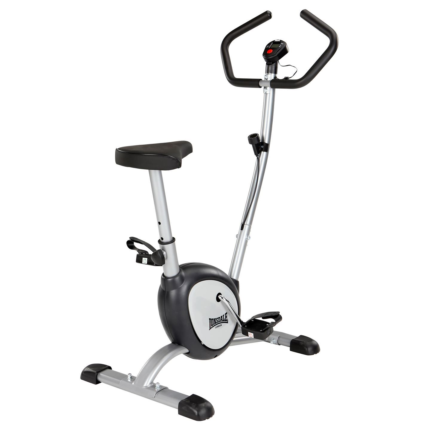 Exercise Bike Training Program: Lonsdale Exercise Bike Fitness Training Cardio Workout