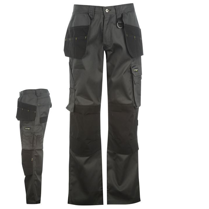 Dunlop Mens Gents On Site Combat Cargo Work Trousers