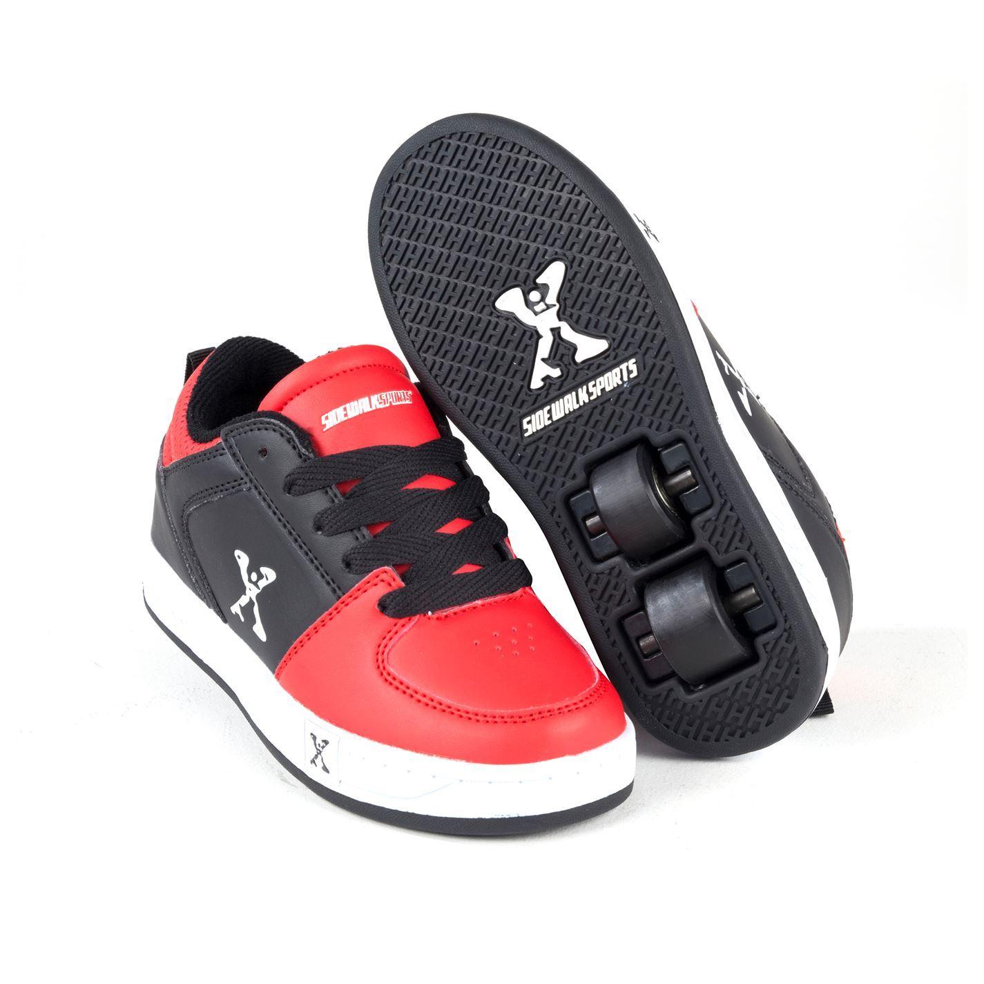 Sidewalk sport lane roller skate shoes - Sidewalk Sport Kids Street Boys Lace Up Skate
