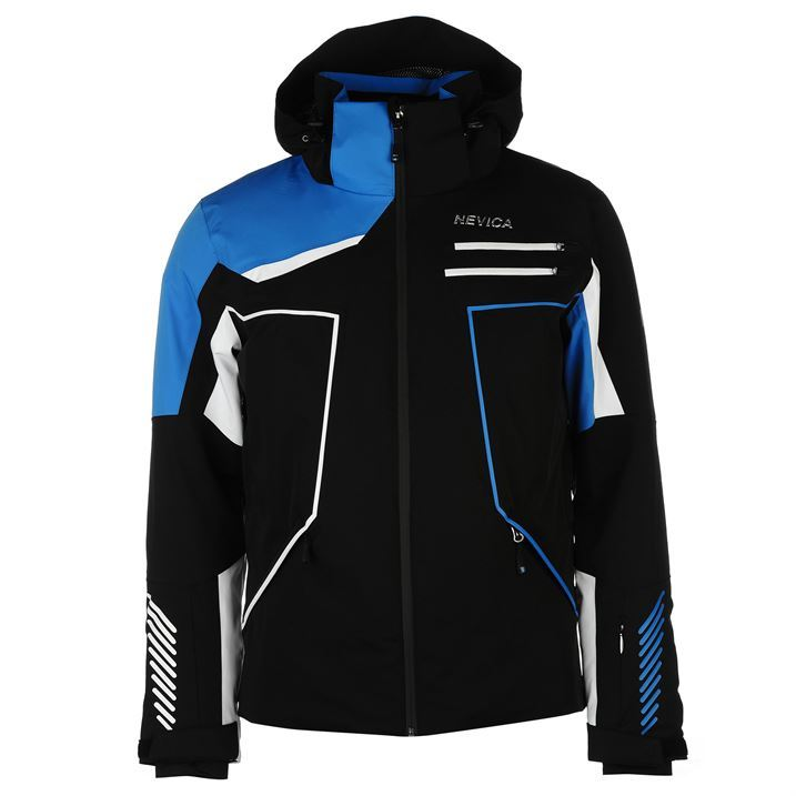 Nevica Mens Whistler Ski Jacket Waterproof Breathable Warm ...