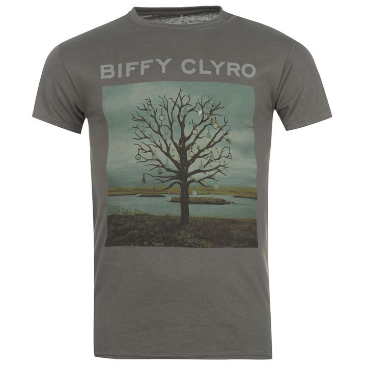 Official-Mens-Band-Biffy-Clyro-T-Shirt-Short-Sleeve-Crew-Neck-Cotton-Tee-Top