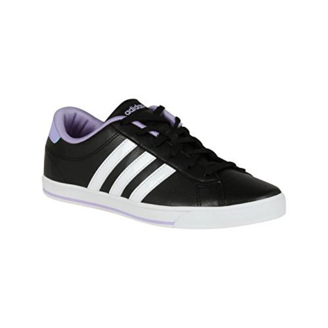 adidas neo womens se daily qt trainers low top lace