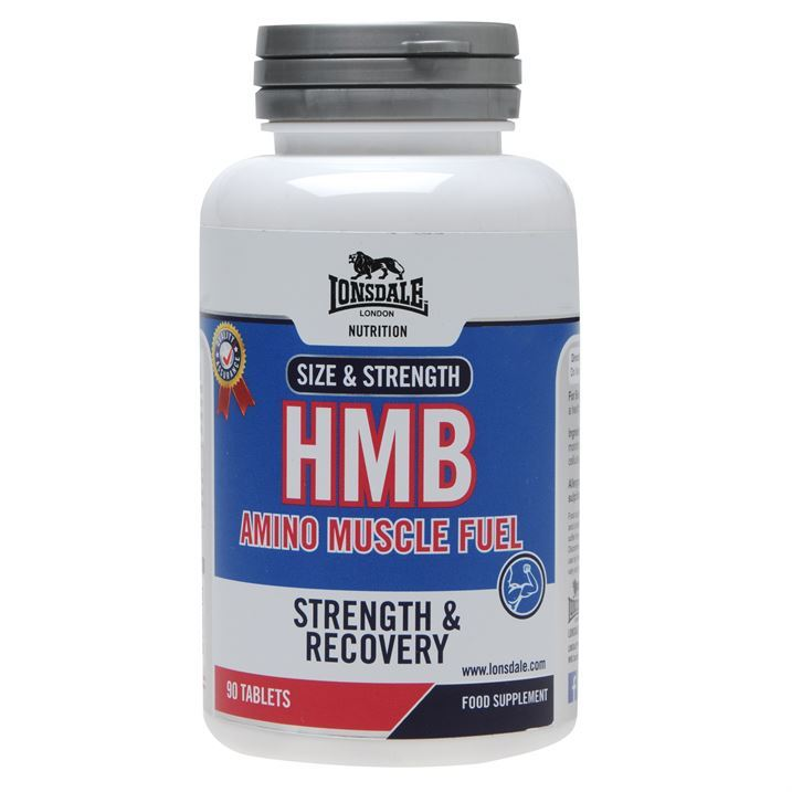 ... about Lonsdale HMB Caps Nutrition Capsules Nutritional Supplements