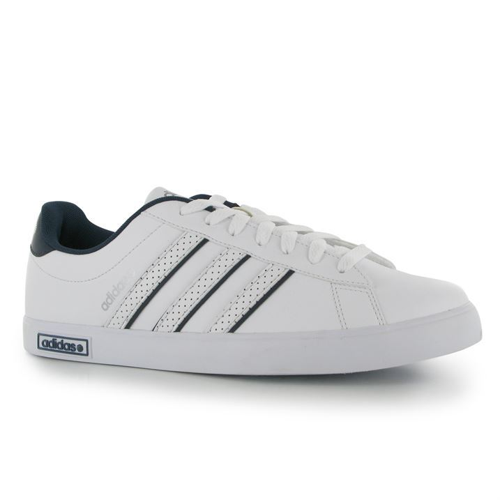 Adidas Neo Derby Vulc White Sneakers