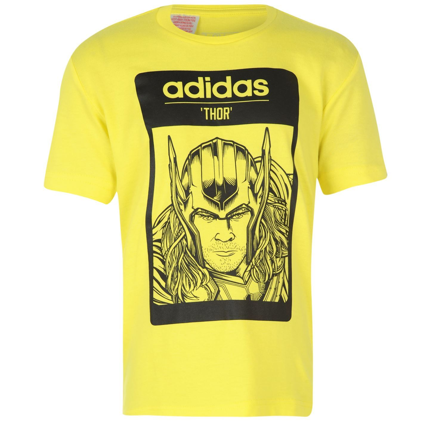 adidas marvel shirts