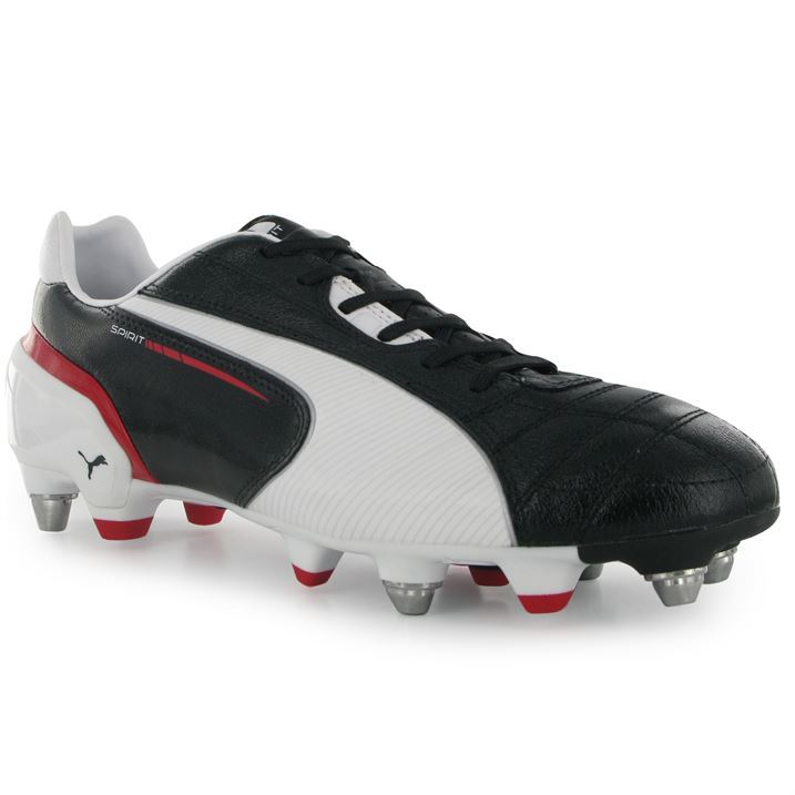 mens gents spirit mixed sg football sports shoes