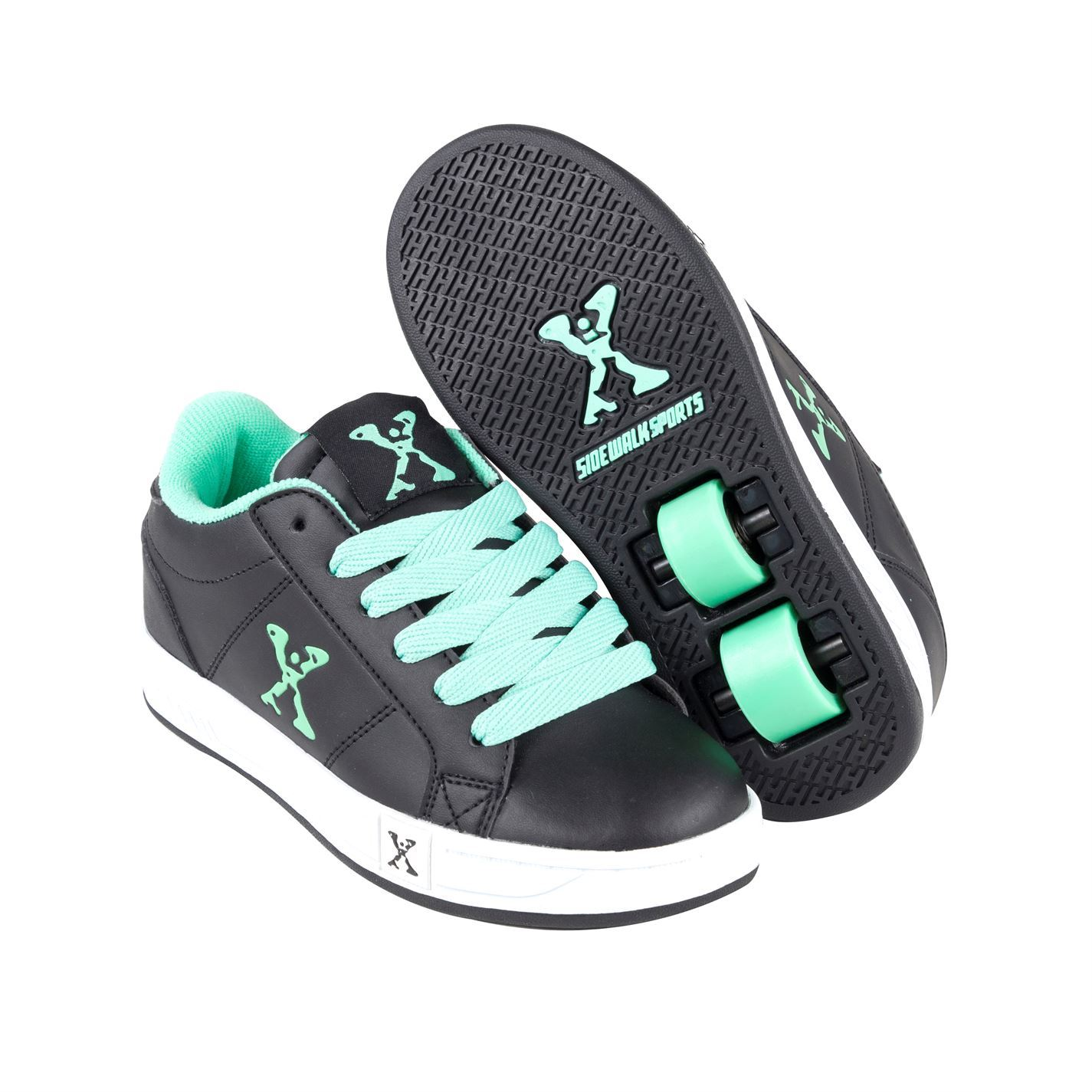 Roller shoes - Sidewalk Sport Kids Lane Girls Lace Up Flat