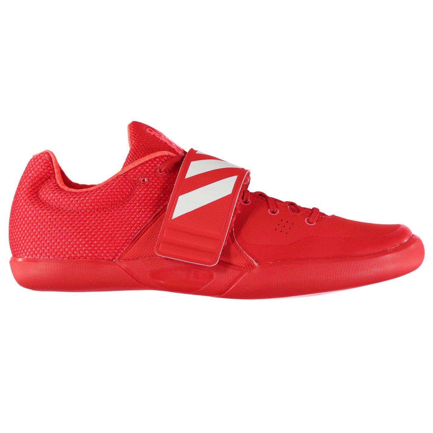 adidas Mens adizero Discus Hammer Running Shoes Trainers ...