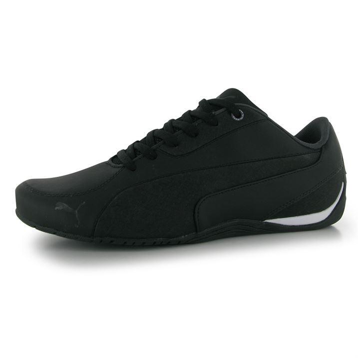 puma drift cat 5 sneaker low black asphalt