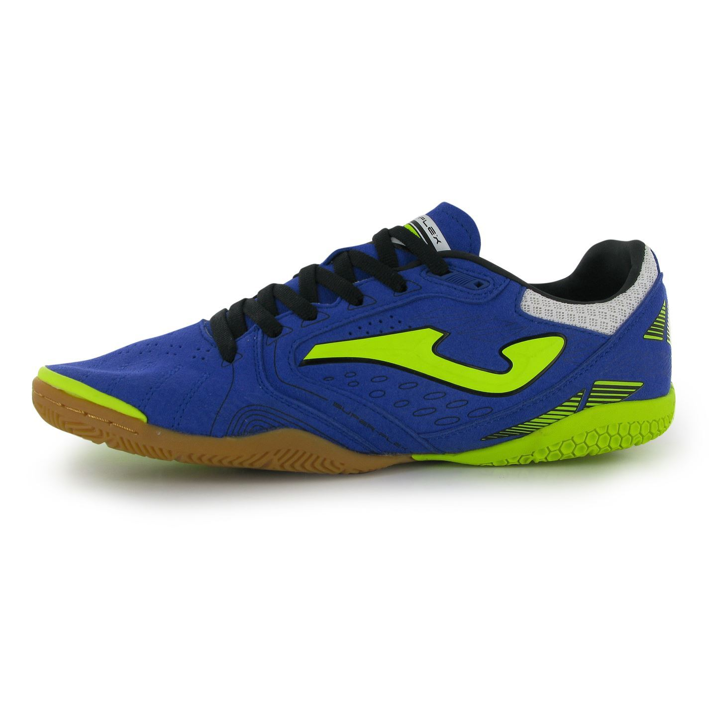 joma mens flex indoor football boots trainers lace